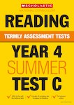 Termly Assessment Tests: Year 4 Reading Test C x 30