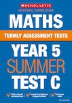 Termly Assessment Tests: Year 5 Maths Test C x 30