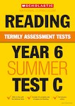 Termly Assessment Tests: Year 6 Reading Test C x 30