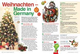 Weihnachten – Made in Germany