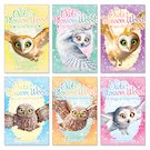 Owls of Blossom Wood: Pack of Six
