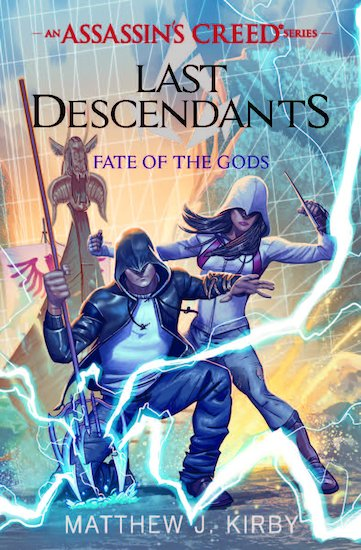 Last Descendants - Fate of the Gods