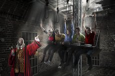 Merlin image: the dungeons ride