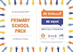All Different, All Equal - Anti-Bullying Week 2017 resource pack (9 pages)