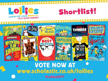 Lollies Shortlist Blog