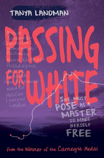 Barrington Stoke Teen: Passing for White