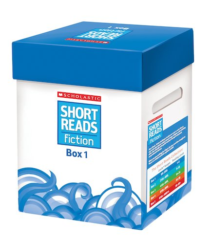 Fiction Box 1 (Lexile Level BR-200L)