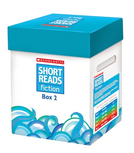 Fiction Box 2 (Lexile Level 210L-400L)