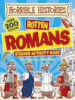 Horrible Histories Sticker Activity Book