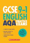 GCSE Grades 9-1: English AQA Practice Exams (2 papers) x 30