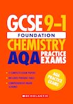 GCSE Grades 9-1: Foundation Chemistry AQA Practice Exams (2 papers) x 30