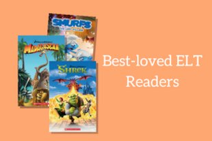 Best-loved ELT Readers blog header