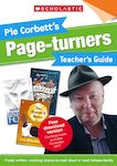 Pie Corbett's Page-turners Teacher's Guide (14 pages)