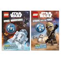 LEGO® STAR WARS™: Activity and Minifigures Pair