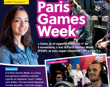 Paris Game Week
