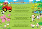 Old MacDonald Had a Farm – poster