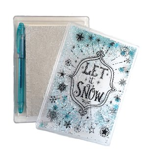 Let It Snow Stationery Box