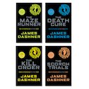 The Maze Runner Pack x 4