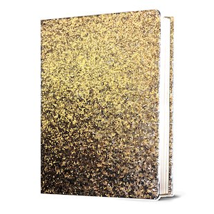 Chunky Glitter Journal