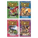 Beast Quest Series 20 Pack x 4