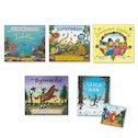 Julia Donaldson and Axel Scheffler Pack x 6