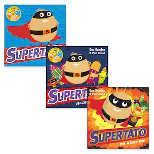 Supertato Pack x 3