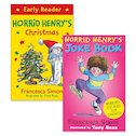 Horrid Henry's Christmas Early Reader with FREE Horrid Henry Joke Book
