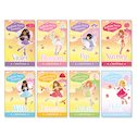 Fashion Fairy Princess Fiction Pack x 8