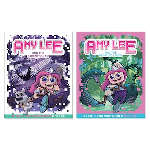 Amy Lee Fiction Pair