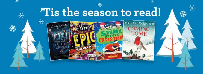 'Tis the season to read!