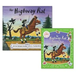 The Highway Rat with FREE The Highway Rat Activity Book
