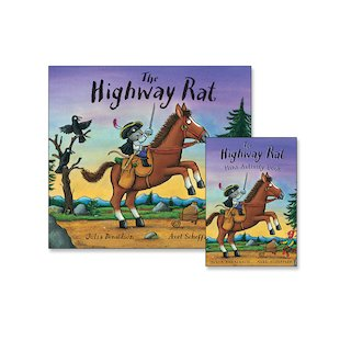 The Highway Rat with FREE The Highway Rat Mini Activity Book