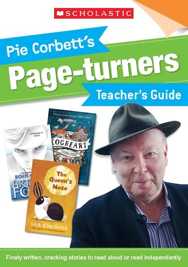 Pie Corbett's Page-Turners Teacher's Guide