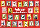 Advent windows poster