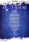 'King of Seasons' winter-themed poem