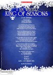 'King of Seasons' winter-themed poem (1 page)