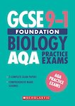 GCSE Grades 9-1: Foundation Biology AQA Practice Exams (2 papers) x 10