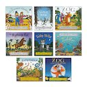 Julia Donaldson and Axel Scheffler Pack x 8