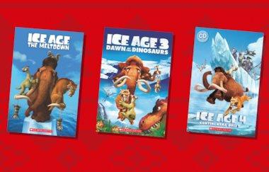 Festive ELT Readers Ice Age