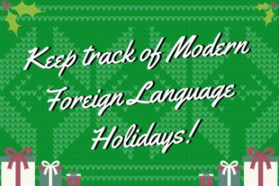 keep track of modern foreign language holidays tile.png