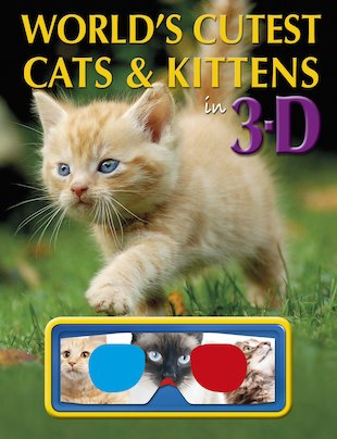 World's Cutest Cats and Kittens in 3D