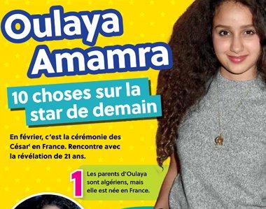 Oulaya Amamra