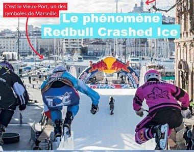 Le phénomène Redbull Crashed Ice