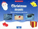Christmas music – interactive