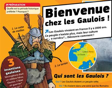 Bienvenue chez les Gaulois !