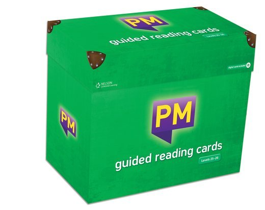 PM: Guided Reading Cards Easy-Buy Pack (nine boxes)
