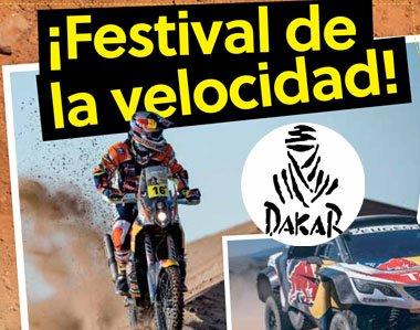 ¡Festival de la velocidad!
