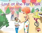 PM Blue: Lost at the Fun Park (PM Storybooks) Level 9