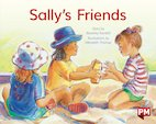 PM Blue: Sally's Friends (PM Storybooks) Level 9