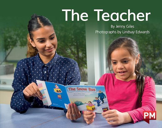 Teacher (PM Non-fiction) Levels 11, 12